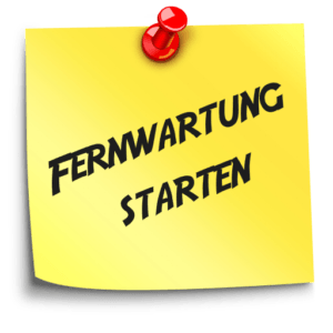 Fernwartung Pfeiffer-IT